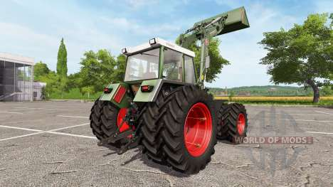 Fendt Farmer 312 LSA Turbomatik v1.0.1 for Farming Simulator 2017