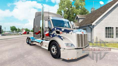 Tuning for Peterbilt 579 for American Truck Simulator