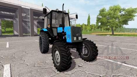MTZ-1021 Belarus for Farming Simulator 2017