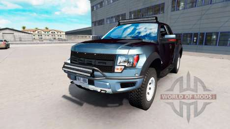 Ford F-150 SVT Raptor v2.0 for American Truck Simulator