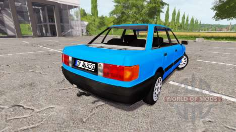 Audi 80 (B3) for Farming Simulator 2017