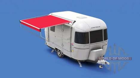 Trailer Airstream for American Truck Simulator