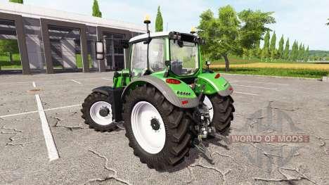 Fendt 716 Vario v1.3 for Farming Simulator 2017