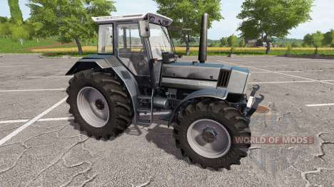 Deutz-Fahr AgroStar 6.61 black beauty for Farming Simulator 2017
