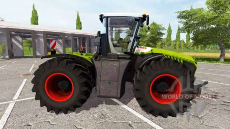 CLAAS Xerion 5000 for Farming Simulator 2017