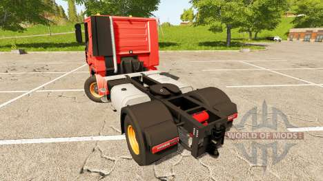 Iveco Stralis 470 LowCab v1.2.3 for Farming Simulator 2017
