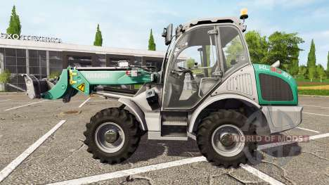 Kramer KL30.8T for Farming Simulator 2017