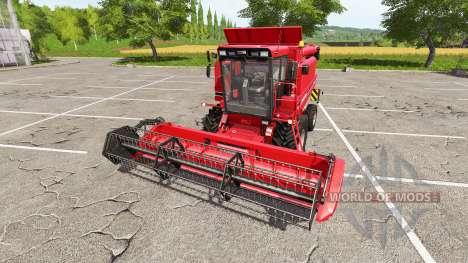 Case IH 1055 18FT for Farming Simulator 2017