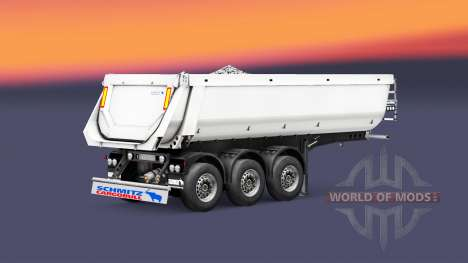 Semi-trailer tipper Schmitz Cargobull for Euro Truck Simulator 2