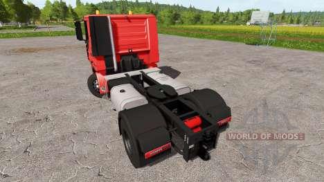 Iveco Stralis 470 LowCab v1.2.4 for Farming Simulator 2017