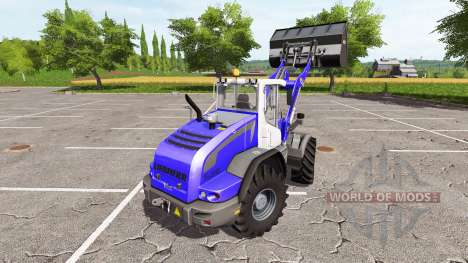 Liebherr L538 AWS for Farming Simulator 2017