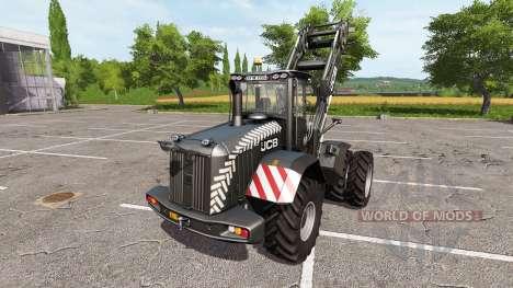 JCB 435S black pearl for Farming Simulator 2017
