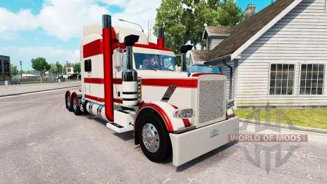 Skin Rabbit River for the truck Peterbilt 389 for American Truck Simulator