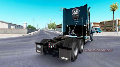 Freightliner Classic XL v2.1 for American Truck Simulator