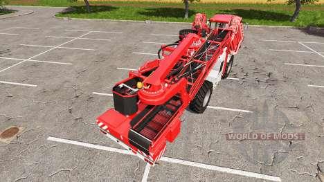 HOLMER Terra Felis 2 all varieties for Farming Simulator 2017