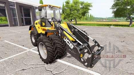 JCB 435S modified for Farming Simulator 2017