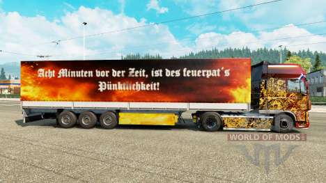 Tuwas skin for trailers for Euro Truck Simulator 2