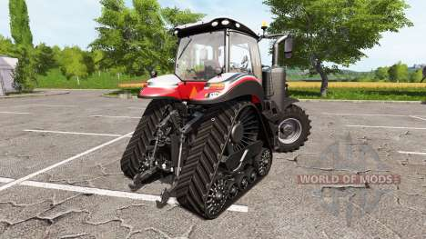 Case IH Magnum 340 CVX v1.0.1 for Farming Simulator 2017