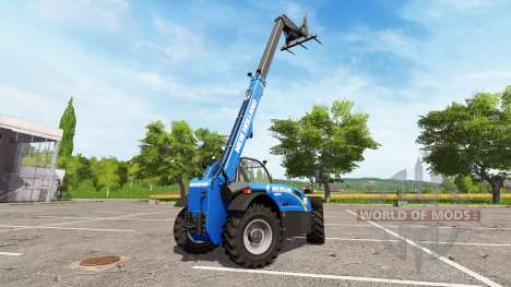 New Holland LM 7.42 for Farming Simulator 2017