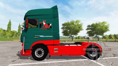 DAF XF for Farming Simulator 2017