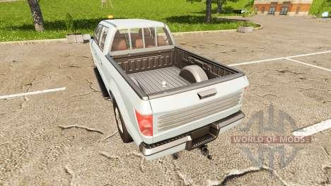 Lizard Pickup TT for Farming Simulator 2017