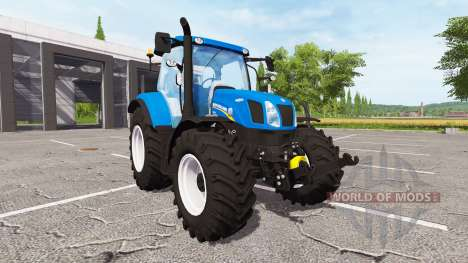 New Holland T6.160 for Farming Simulator 2017