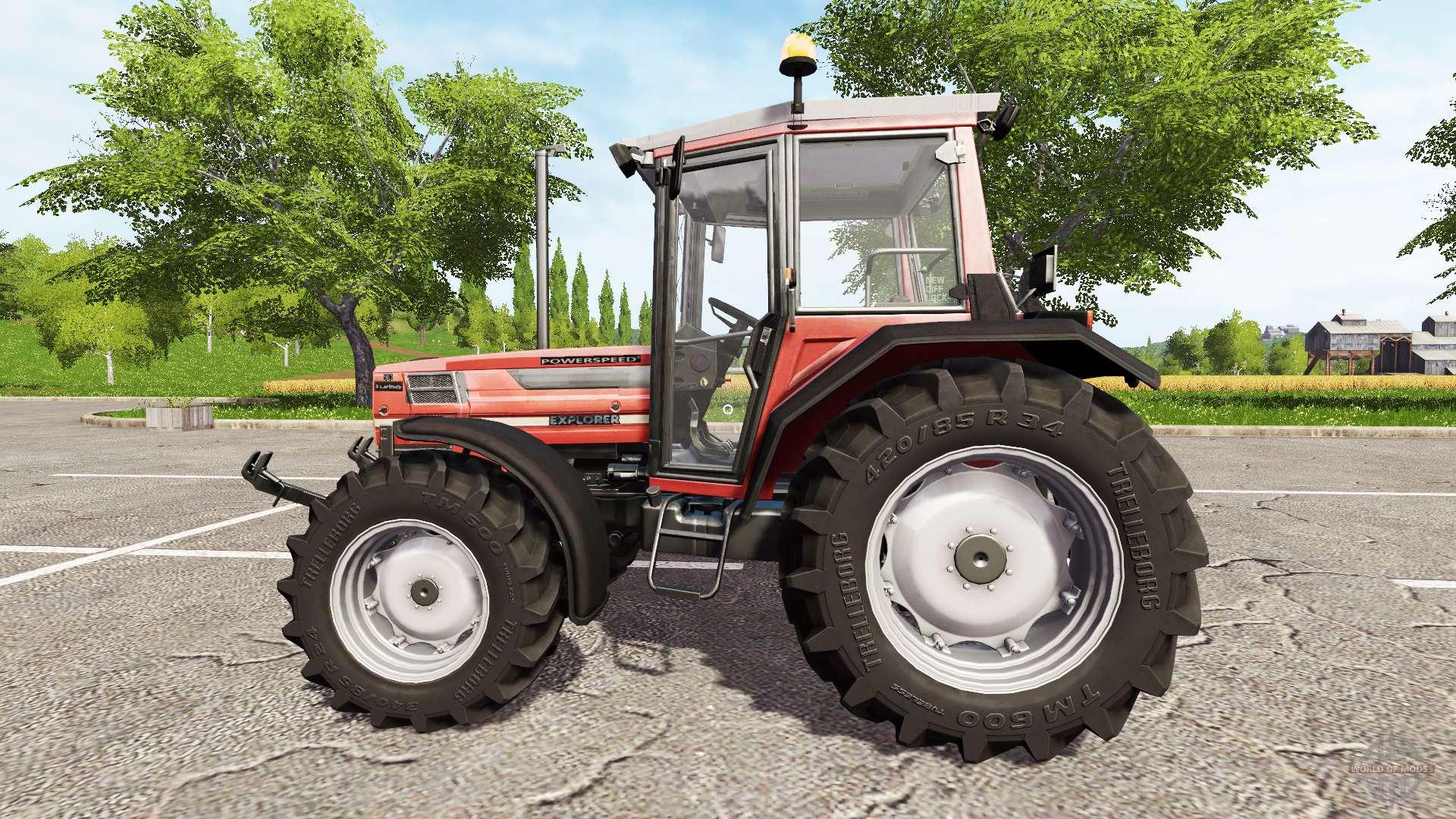 Same Tractor 90 : Same explorer v for farming simulator