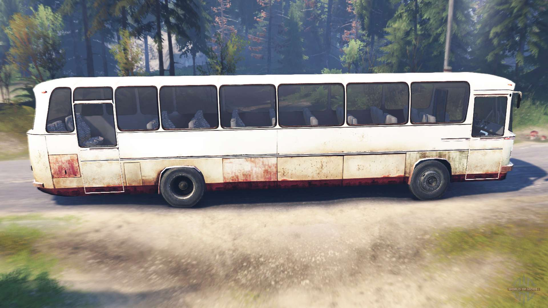 Mercedes benz o 302 for spin tires for Mercedes benz com br