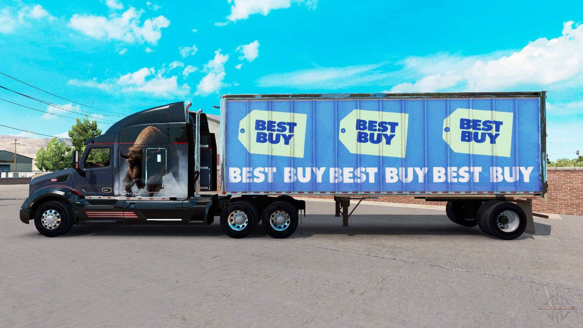 skin best buy on small trailer for american truck simulator. Black Bedroom Furniture Sets. Home Design Ideas