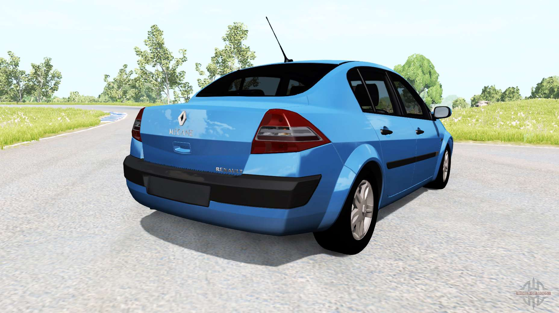 renault megane 2006 for beamng drive. Black Bedroom Furniture Sets. Home Design Ideas