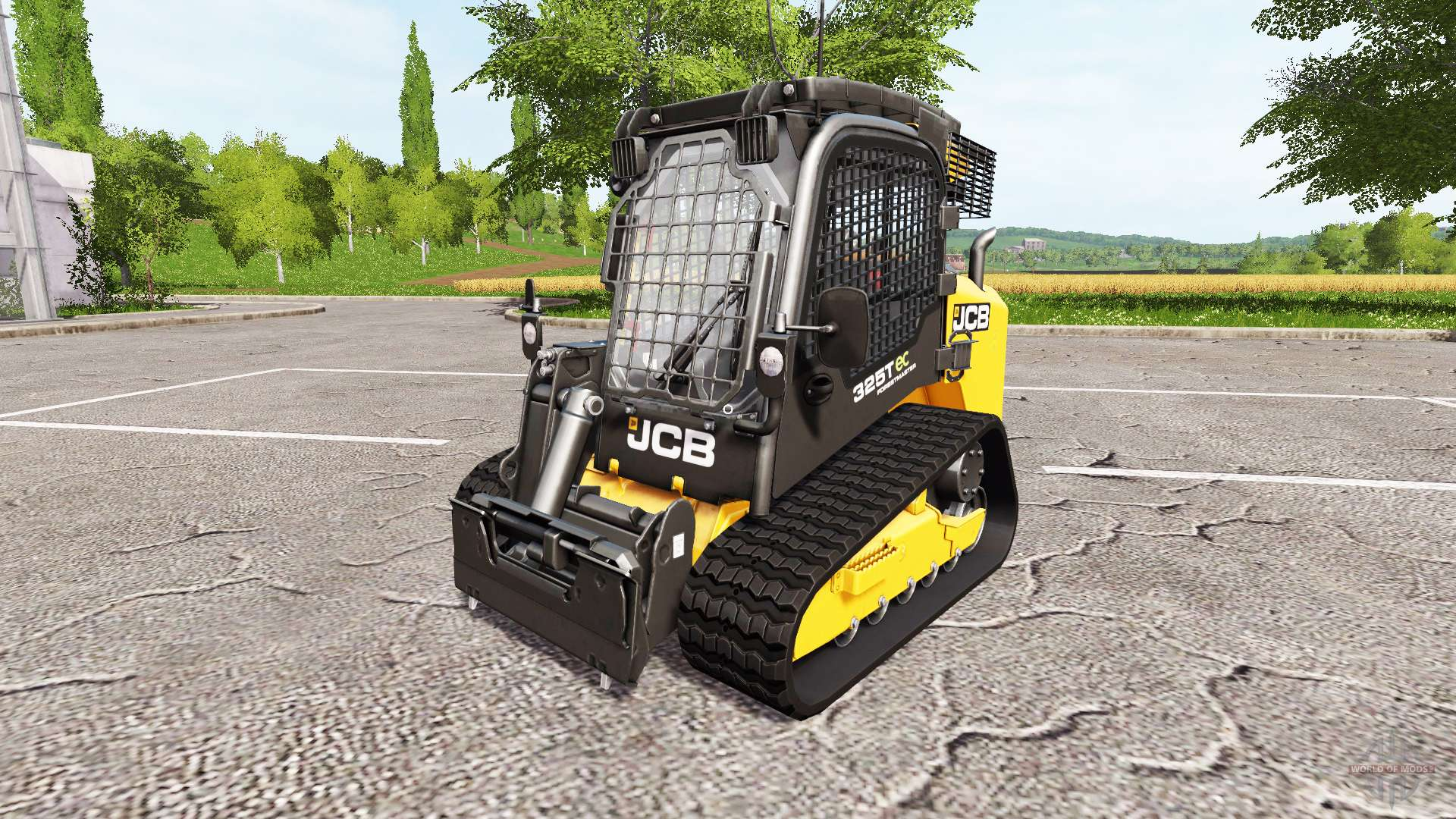 Caterpillar Skid Steer >> JCB 325T for Farming Simulator 2017