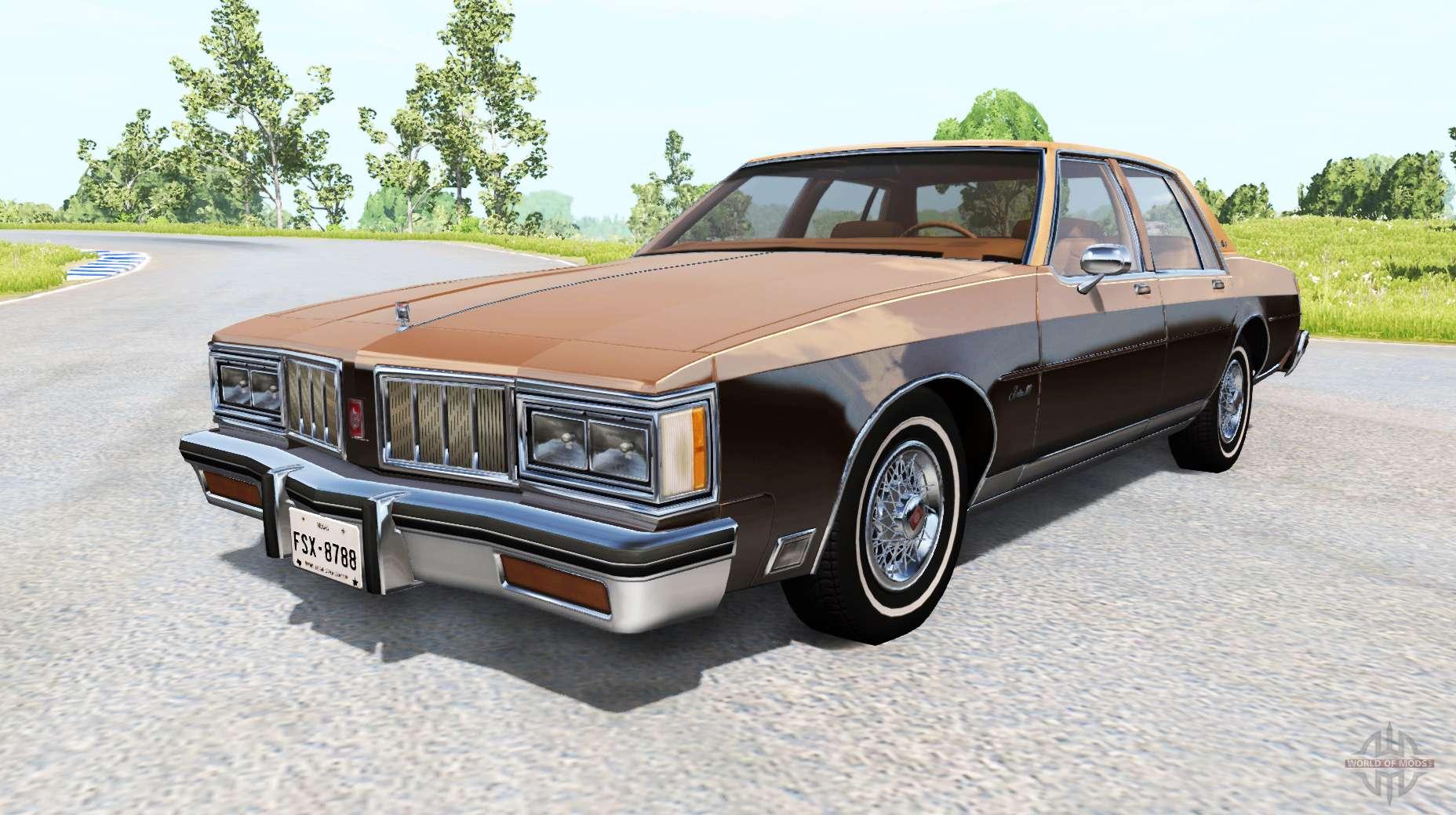oldsmobile delta 88 royale brougham 3b y69 for beamng drive. Black Bedroom Furniture Sets. Home Design Ideas