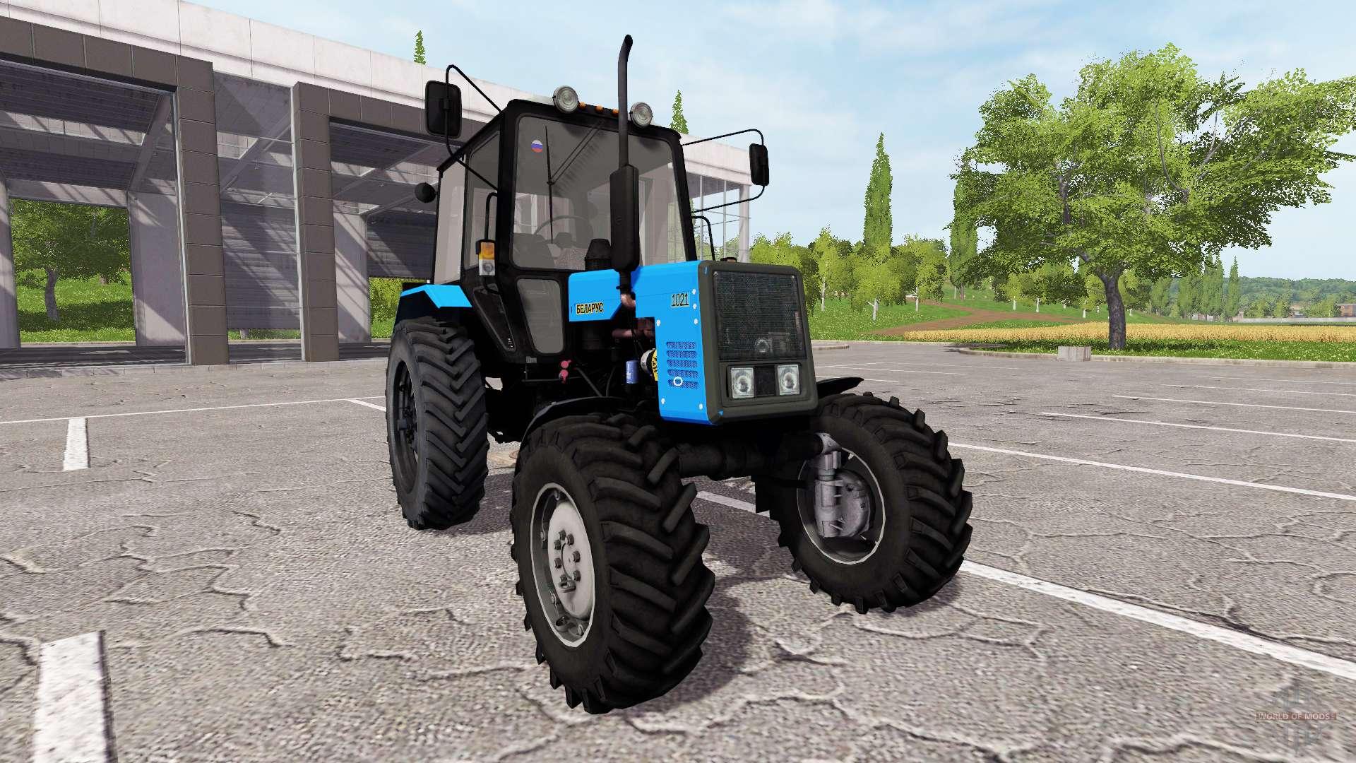 Скачать трактор беларус для фермер симулятор 2017