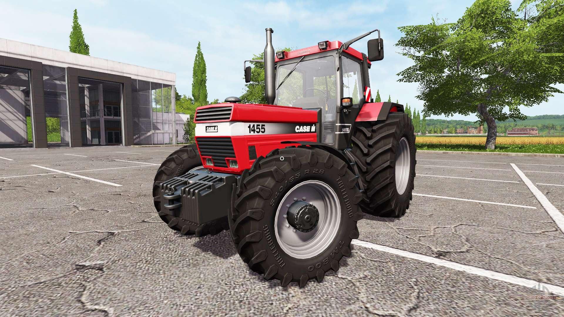 case ih 1455 xl v1 1 for farming simulator 2017 rh worldofmods com Case IH AF-S Case IH Service Logo