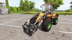 JCB 435S AWS v1.1 for Farming Simulator 2017