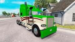 Скин Maverick Transportation на Peterbilt 389