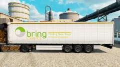 Skin of Bring Logistics to trailers