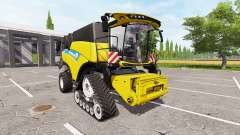 New Holland CR10.90 multicolor v2.0 for Farming Simulator 2017