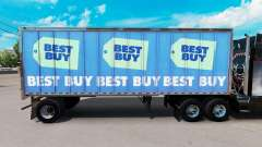 Skin Best Buy on small trailer