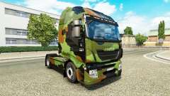 Camo skin for Iveco tractor unit