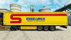 Skin Esselunga S. p.A. on semi