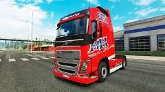 Heavy Haulage skin for Volvo truck