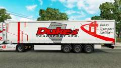 Dukes Transport skin for trailers