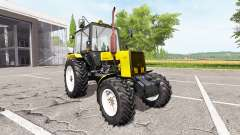 MTZ-Belarus 1025 v4.0 for Farming Simulator 2017