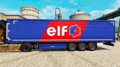 Skin Elf on semi for Euro Truck Simulator 2