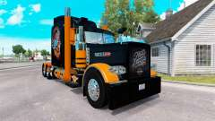 Skin Harley-Davidson for the truck Peterbilt 389