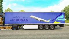 Skin Air Busan to trailers