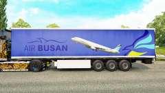 Skin Air Busan to trailers