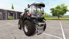 Krone BiG X 580 limited edition for Farming Simulator 2017