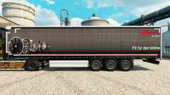 Brock skin for trailers for Euro Truck Simulator 2